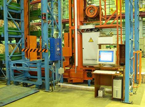 система автоматизированного склада