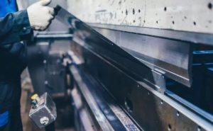 гибка металла на листогибочных машинах