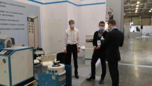 Наша организация приняла участие в выставке Testing&Control