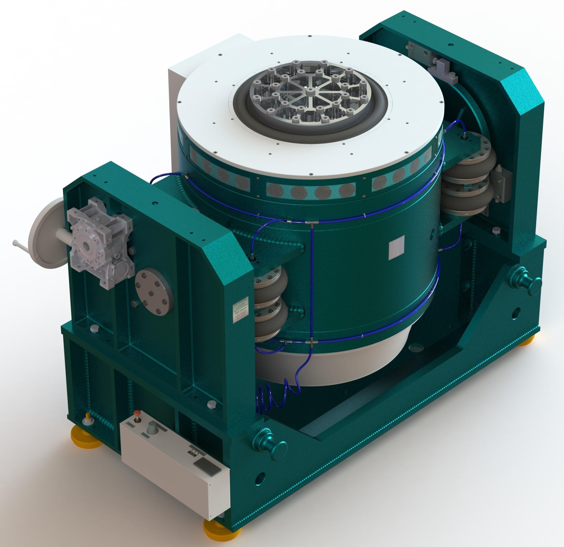 Установка вибрационная_br_электродинамическая_br_УВЭП-60000