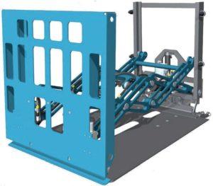 Использование пуш-пулл оснащения в работе автоматизированных складов